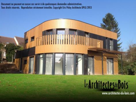Nos r alisations for Architecte region parisienne