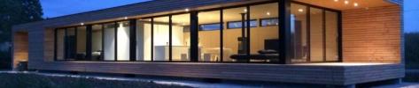 maison moderne yonne